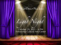 Light Night in New Jersey