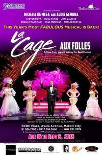 LA CAGE AUX FOLLES in Philippines
