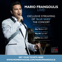 Mario Frangoulis 'Blue Skies' An American Songbook in Central New York