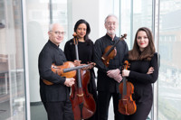 Juilliard String Quartet in Off-Off-Broadway