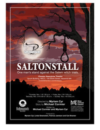 SALTONSTALL: One man's stand against the Salem Witch Trials in Boston