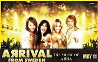 The Music of ABBA: Arrival from Sweden in Ft. Myers/Naples