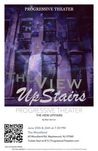 The View UpStairs in New Jersey Logo