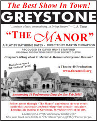 The Manor- Murder and Madness at Greystone in Los Angeles