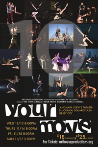 Your Move: New Jersey's Modern Dance Festival in New Jersey
