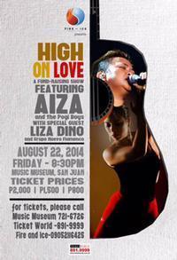 Aiza Seguerra High On Love in Philippines