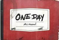 One Day: The Musical in Other New York Stages