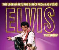 Elvis The Show With Nathan Belt in South Africa