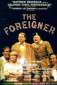 The Foreigner in Broadway