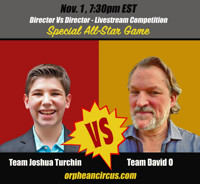 Director Vs Director - Episode 5: A Special All-Star Game in Off-Off-Broadway