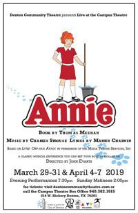 Annie in Dallas