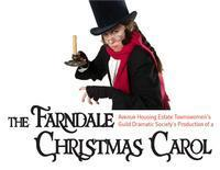 THE FARNDALE AVENUE HOUSING ESTATES TOWN'S WOMEN'S GUILD DRAMATIC SOCIETY'S PRODUCTION OF A CHRISTMAS CAROL in Los Angeles