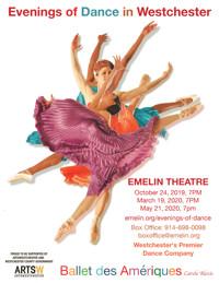 Evenings of Dance in Westchester, Ballet des Ameriques in Broadway