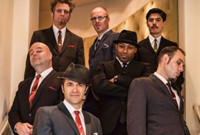 Carrera Productions Cherry Poppin' Daddies Salute the Music of the Rat Pack  in Los Angeles