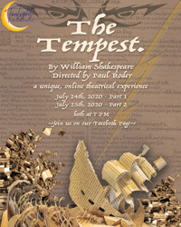 The Tempest - A Unique, Online Theatrical Experience in Portland