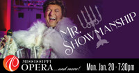 Mr. Showmanship: An Evening with Liberace in Jackson, MS