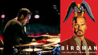 BiRDMAN: FiLM + LiVE DRUM SCORE Performance by Antonio Sánchez in Los Angeles
