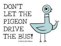 Don't Let the Pigeon Drive the Bus in Milwaukee, WI