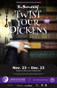 Second City's, Twist Your Dickens in Broadway