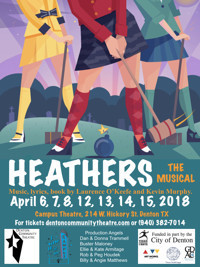 Heathers: The Musical in Dallas