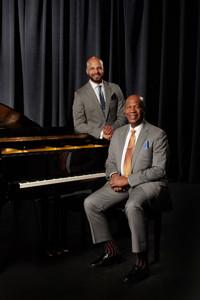 Ryan & Ryan Piano Duo in New Jersey Logo