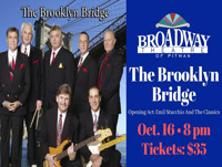 Brooklyn Bridge - with opening act: Emil Stucchio & The Classics in Philadelphia