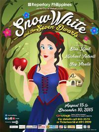 SNOW WHITE AND THE SEVEN DWARFS in Philippines