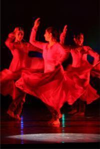 August Dance Residency :Gati Pravah in India