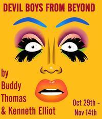 DEVIL BOYS FROM BEYOND by Buddy Thomas and Kenneth Elliot in Birmingham