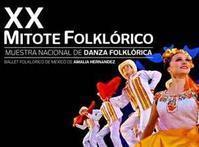 Ballet Folklórico de México Amalia Hernandez in Mexico