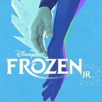 Disney's FROZEN, JR. in Omaha Logo