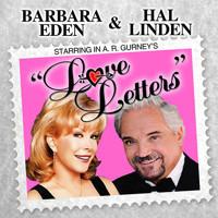 Barbara Eden & Hal Linden in A.R. Gurney?s ?Love Letters? in Broadway