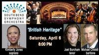 South Bend Symphony Orchestra - British Heritage in South Bend