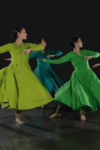 August Dance Residency:Creations By Kumudini Lakhia in India