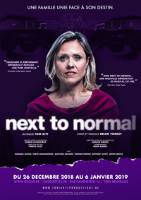Next To Normal in Belgium