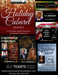 Holiday Cabaret Series in Phoenix