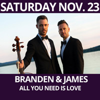 Branden & James - All You Need Is Love in Off-Off-Broadway