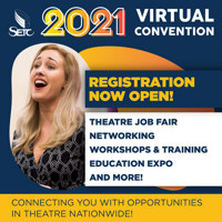 2021 SETC Virtual Convention in Memphis