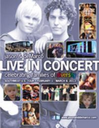 Jason & DeMarco: Live In Concert Celebrating Families of Diversity in Broadway