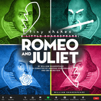 Tiny Shakes: Romeo and Juliet in New Jersey Logo