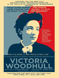 Victoria Woodhull in Other New York Stages