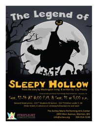 The Legend of Sleepy Hollow in Music