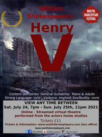 William Shakespeare's Henry V in UK Regional