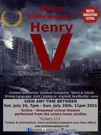 William Shakespeare's Henry V in UK Regional