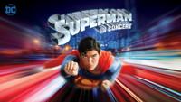 Superman in Concert in UK / West End Logo
