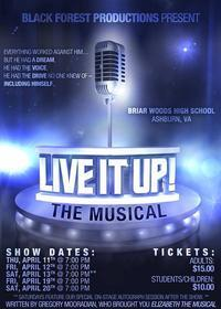 Live it Up! The Musical in Washington, DC