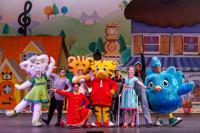 Daniel Tiger's Neighborhood LIVE! in Broadway