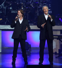 The Righteous Brothers  in New Jersey