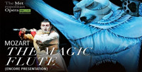 Mozart's The Magic Flute - The Met Opera in HD in Connecticut