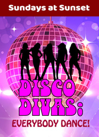 Disco Divas: Everybody Dance! in Milwaukee, WI Logo